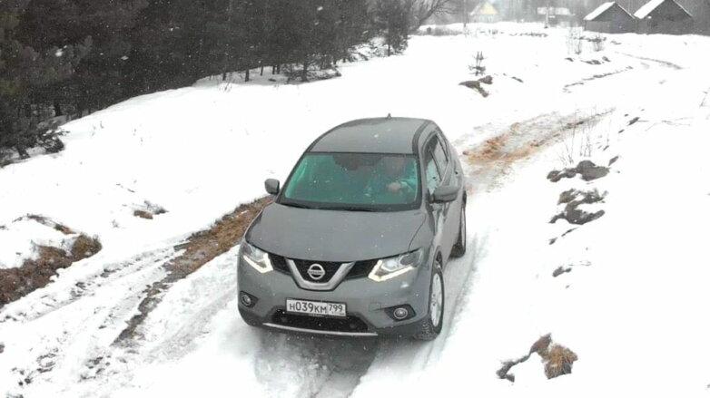 Nissan X-Trail SE Yandex