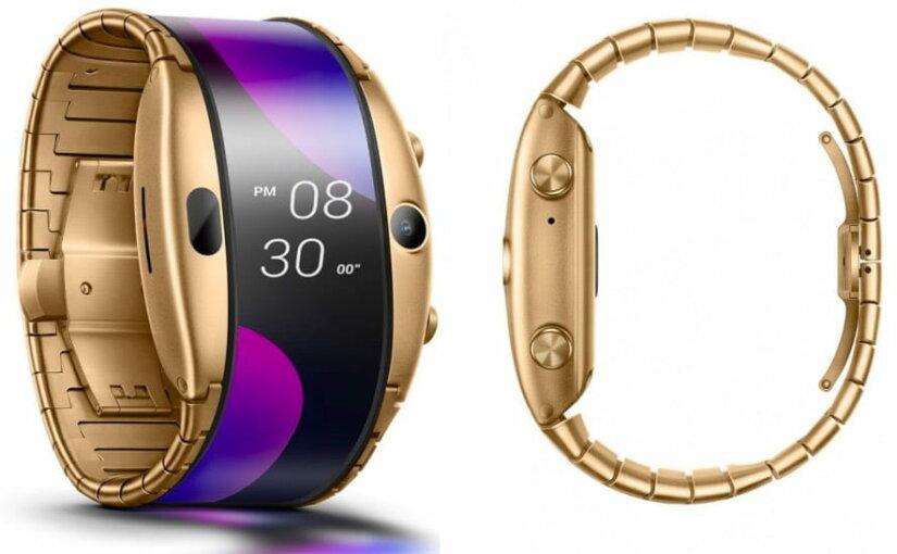 Nubia представила гибрид «умных часов» и смартфона