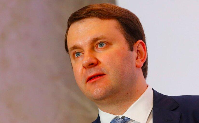 Максим Орешкин: обвала рубля не будет