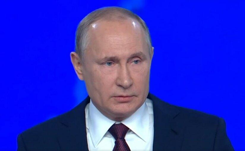 Путин: Необходимо увеличить выплаты на первых двух детей