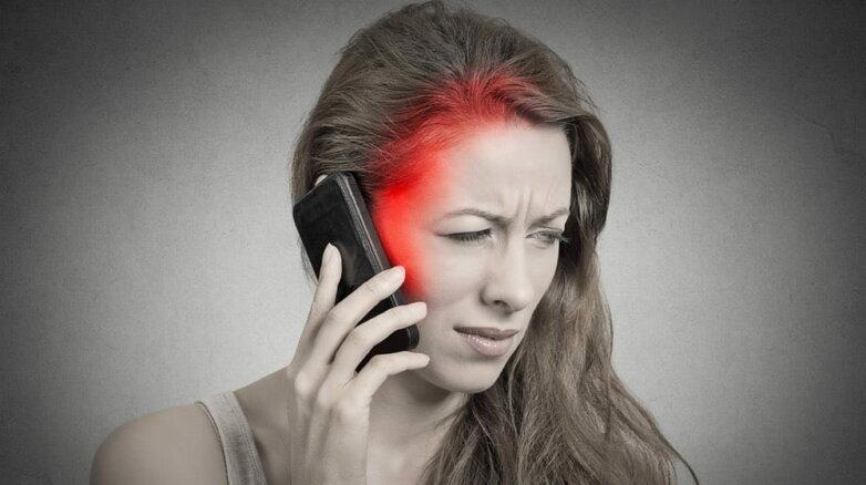Смартфон, излучение, вред