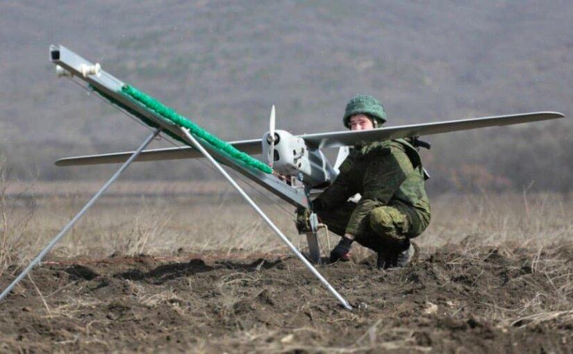 В России создадут сверхлегкий микробеспилотник для «Ратника-3»