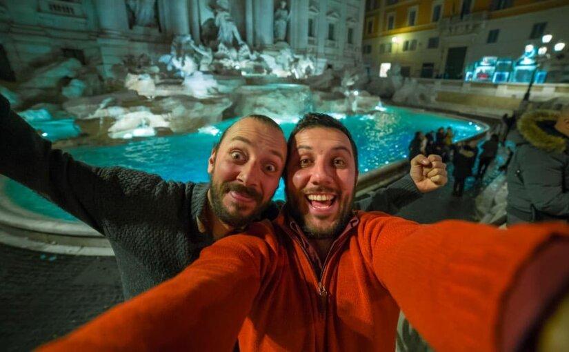 Власти Рима хотят составить черный список туристов
