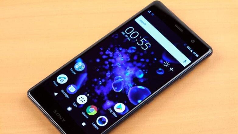 Sony Xperia XZ2, телефон, смартфон
