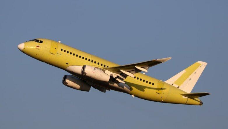 «Сухой» опроверг отказ европейской авиакомпании от русских  самолетов