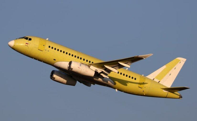Российские Superjet-100 могут передать из Ирландии в Словению