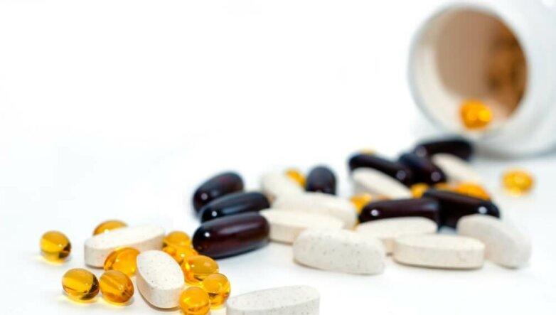 БАД, биологически активные добавки
