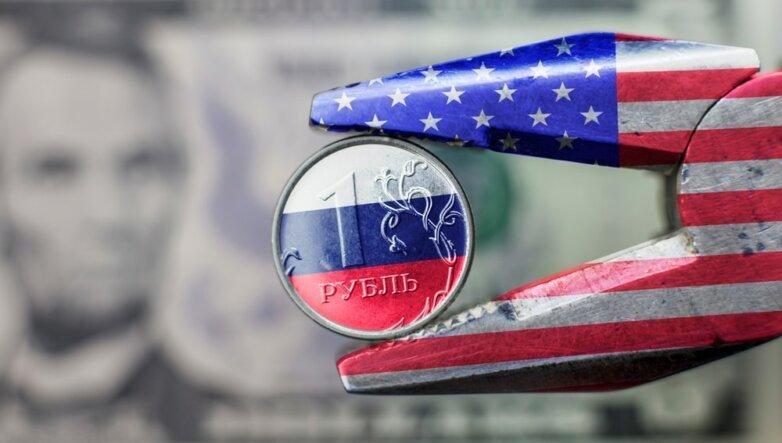 Санкции, рубль, доллар, экономика
