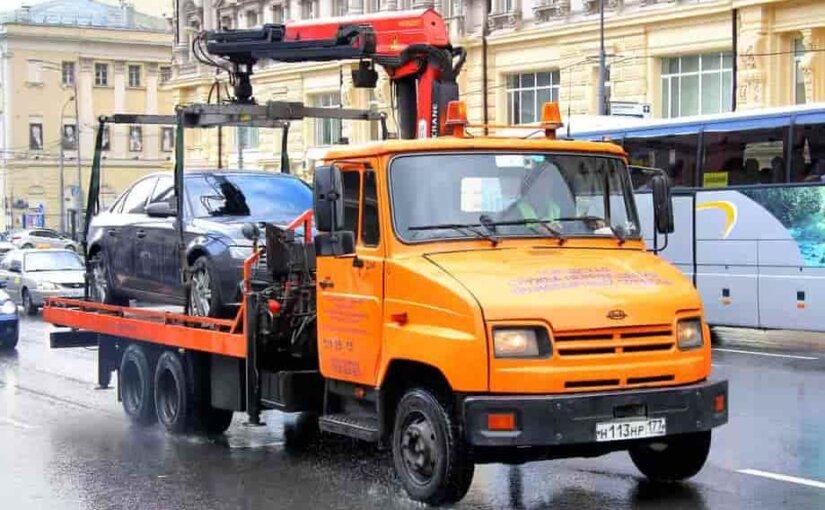 Депутаты Госдумы решили бороться с незаконной эвакуацией автомобилей