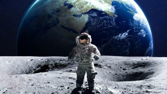 Ученые разработали способ защиты от радиации на Луне