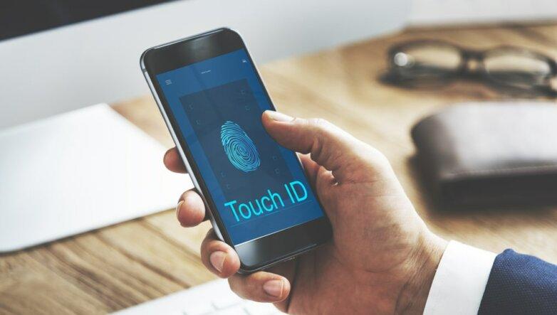 Touch ID, телефон, смартфон