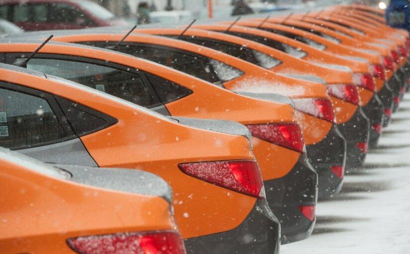 Москва поднялась на второе место в мире по количеству каршеринговых машин