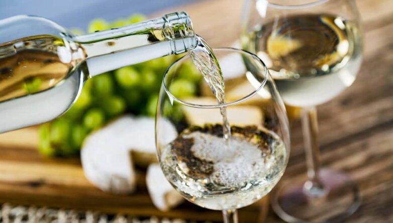 Белое вино, алкоголь