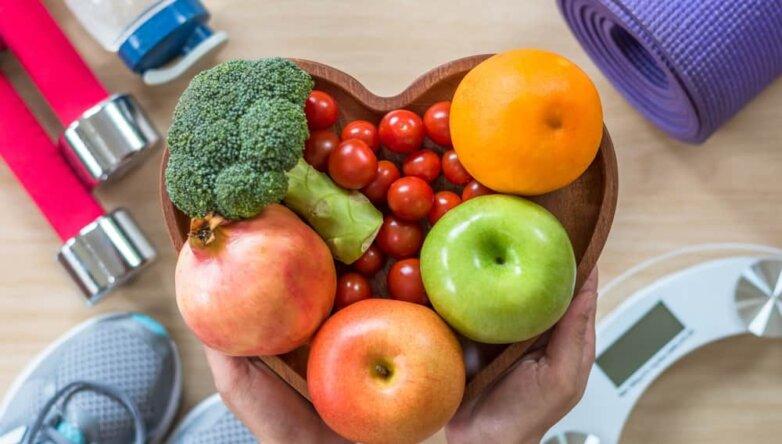 Здоровый образ жизни, питание, спорт