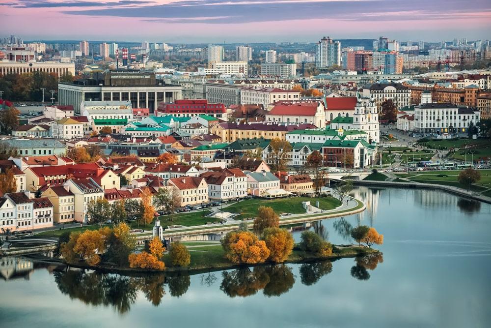 информация картинки белорусские города женщина