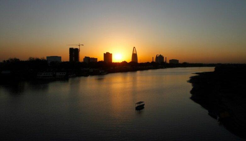 Хартум, столица Судана