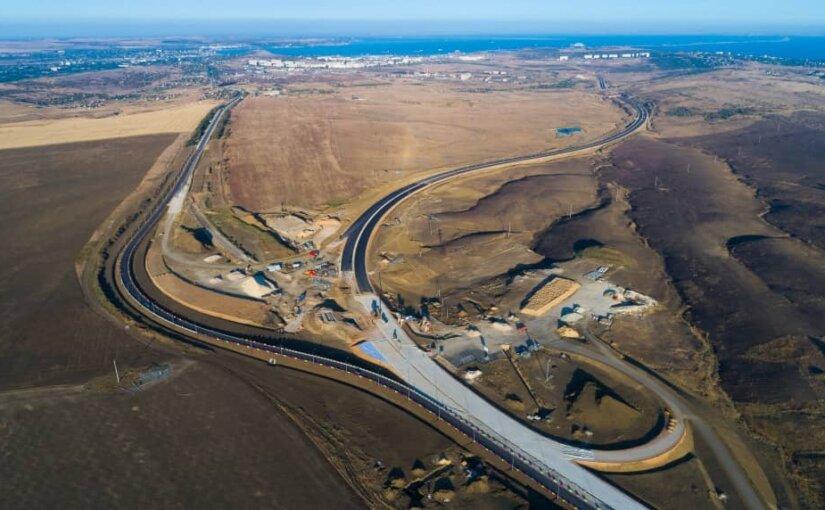 За три года в инфраструктуру Крыма вложат 310 млрд рублей