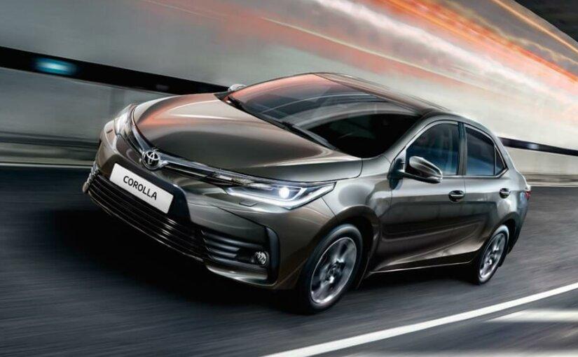 Toyota запустила серийное производство седанов для России