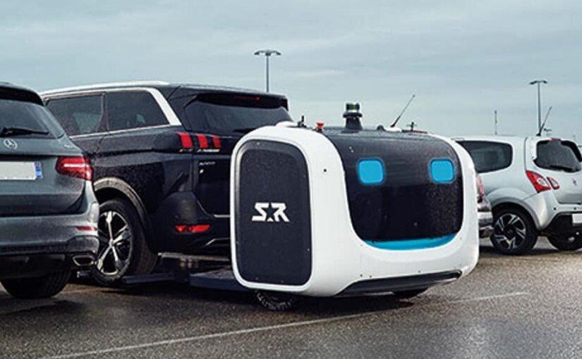 Робот-парковщик тестируется во французском аэропорту