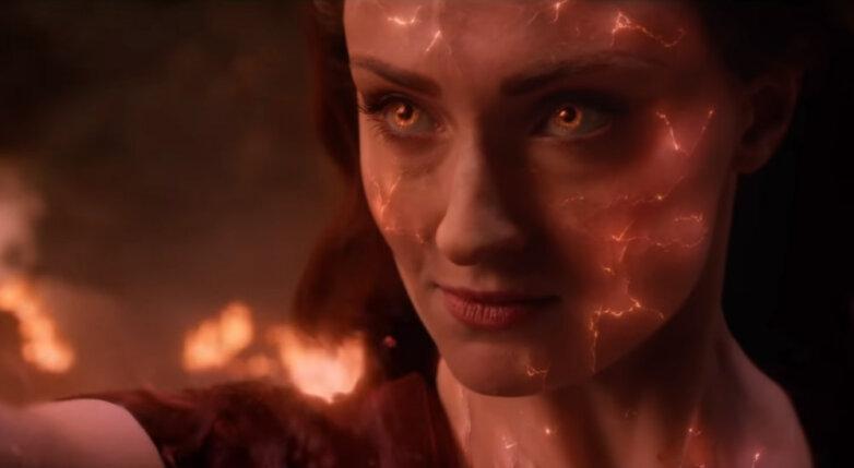 Кадр из фильма «Люди Икс: Темный Феникс», MARVEL