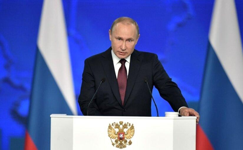 Путин: РФ может направить ракеты на «центры принятия решений» в случае угрозы
