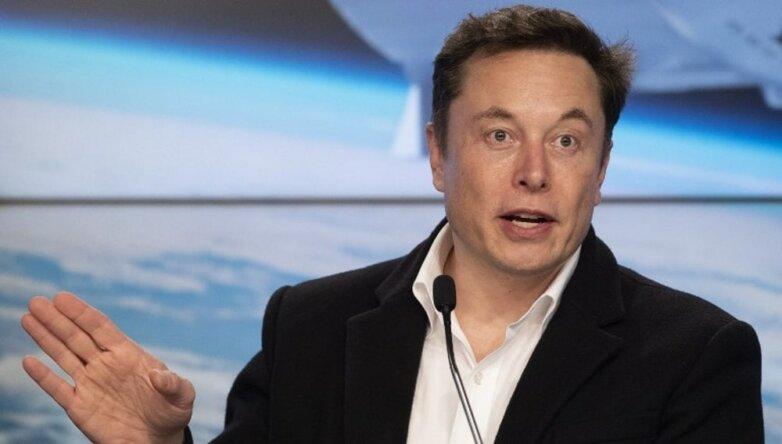 Генеральный директор Tesla Motors Илон Маск