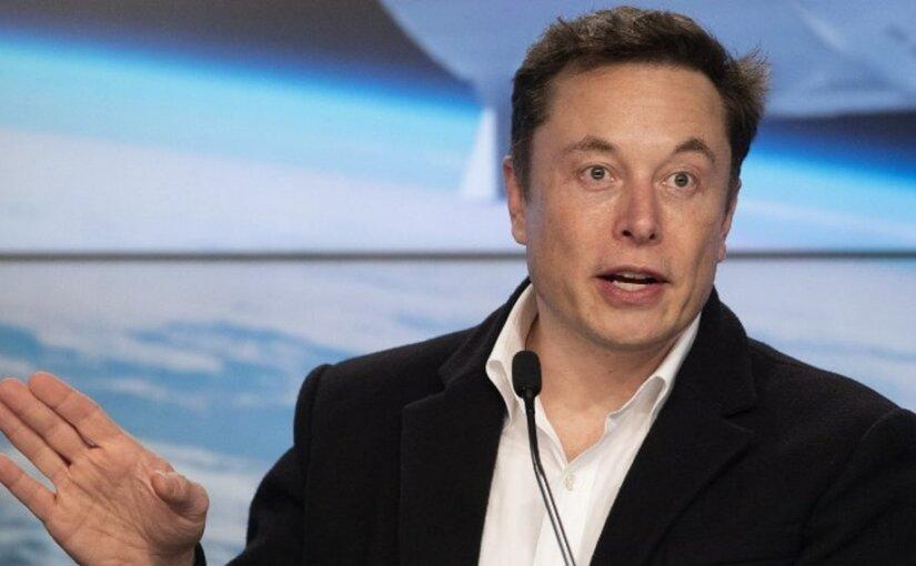 Илон Маск потерял $1 млрд за две минуты торгов