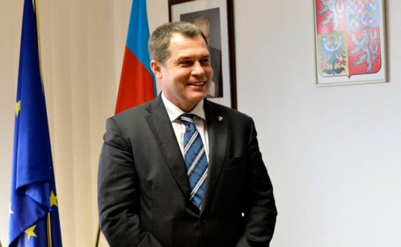 В МИД РФ сделали представление послу Чехии в Москву