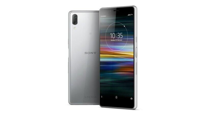 Sony Xperia L3, телефон, смартфон