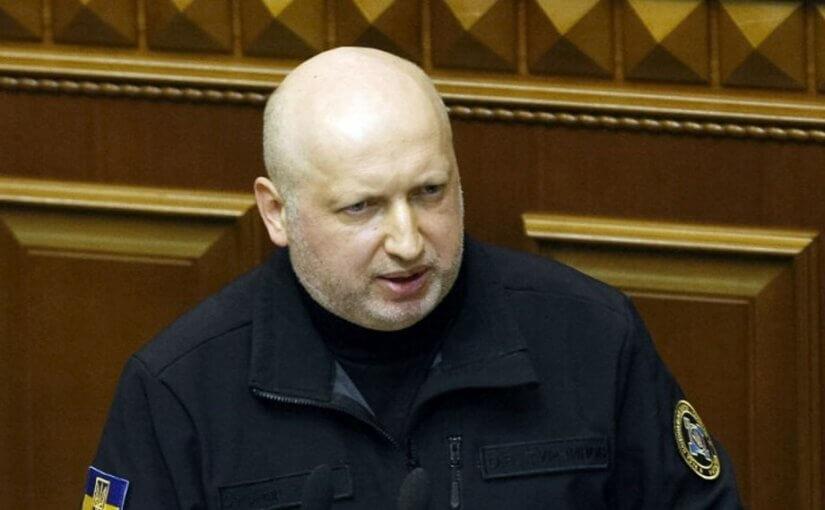 Турчинов не исключил исчезновения украинцев как нации