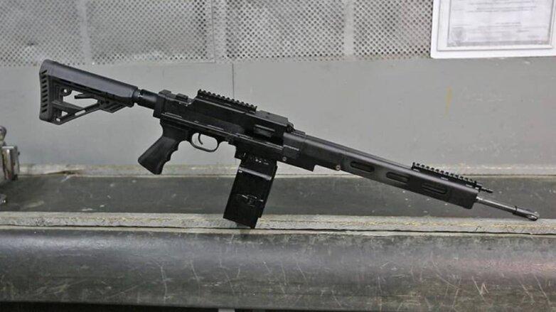 Новейший пулемет калибра 7,62 миллиметра