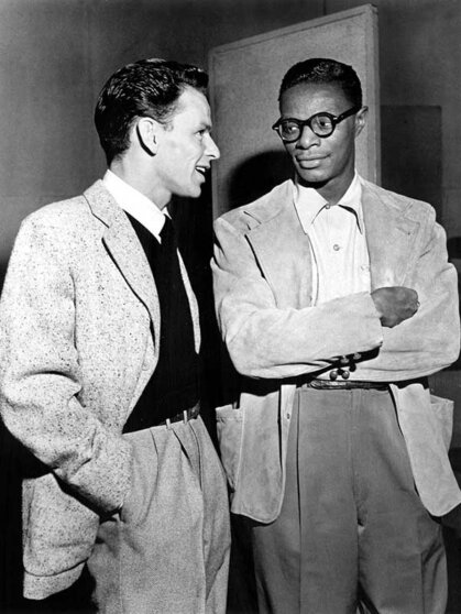 Frank Sinatra et Nat King Cole - Фрэнк Синатра и Нэт Кинг Коул