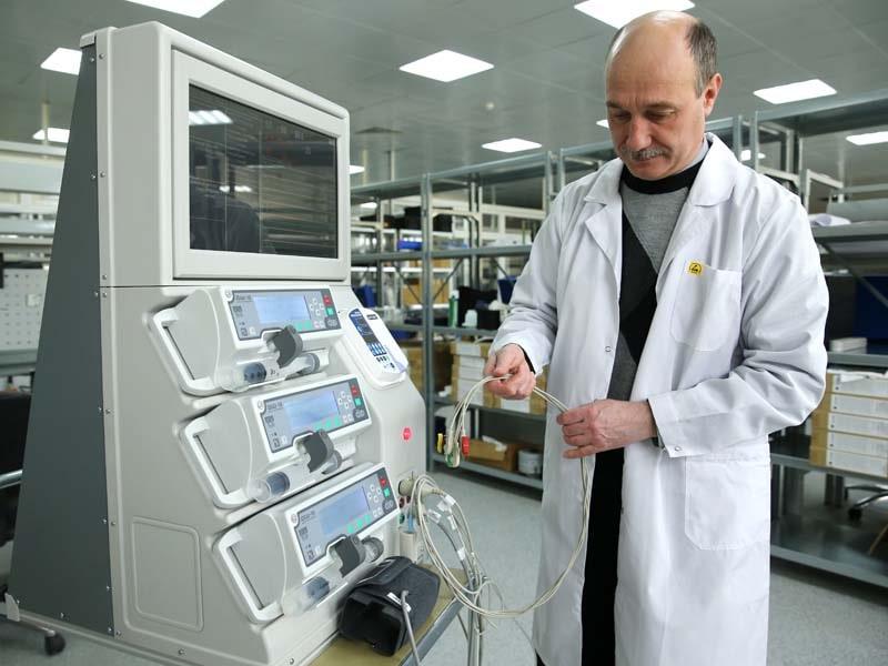 ОМС врач больница оборудование