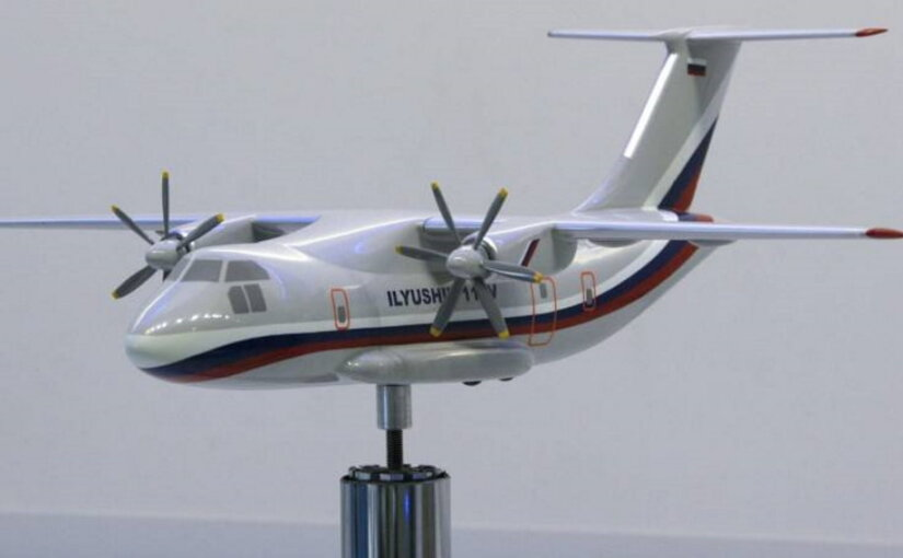 Новейший военный Ил-112В получил разрешение на полет