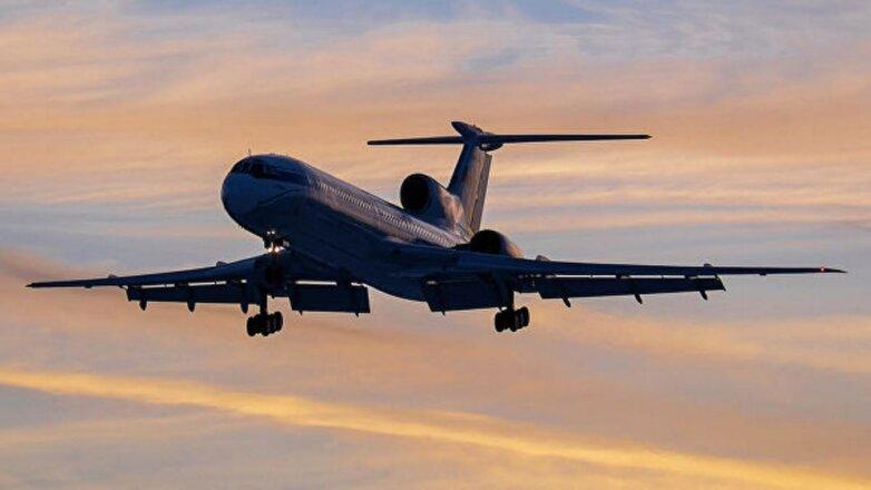 Самолет ВКС Ту-154М ЛК-1