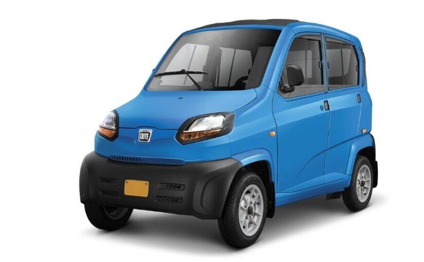 В Индии стартовали продажи самого дешевого автомобиля в мире