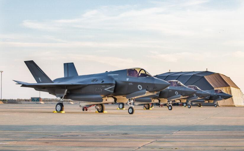 Гроза над Европой: ВВС стран НАТО начинают массовое перевооружение