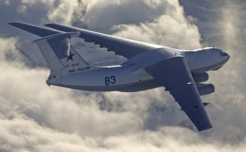 Опубликованы редкие кадры ночной дозаправки самолетов на юге РФ