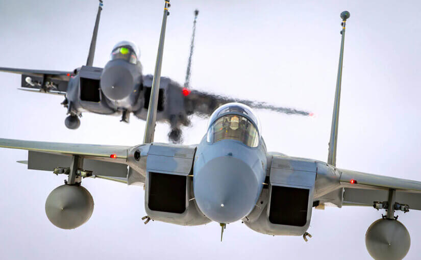 Зачем американцы возрождают модель истребителя времен холодной войны
