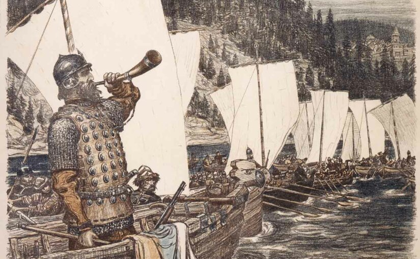 540 лет назад казаки во главе с Ермаком начали спецоперацию по покорению Сибири