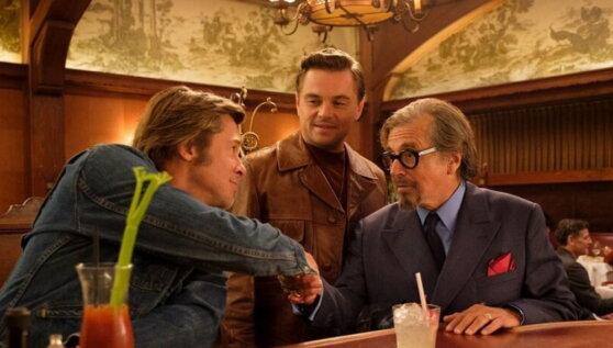 Ди Каприо показал первый постер девятого фильма Тарантино