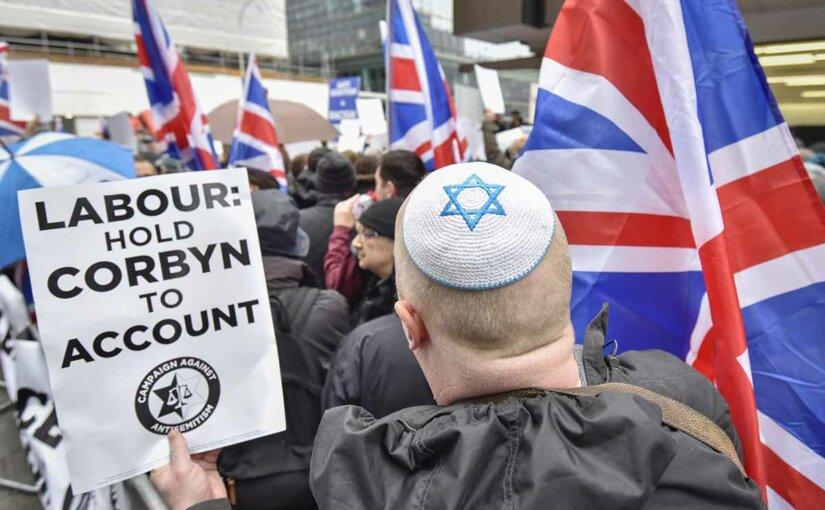 Как британская Лейбористская партия оказалась в центре антисемитского скандала