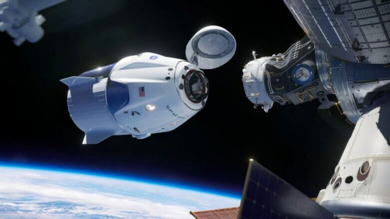 Crew Dragon, SpaceX