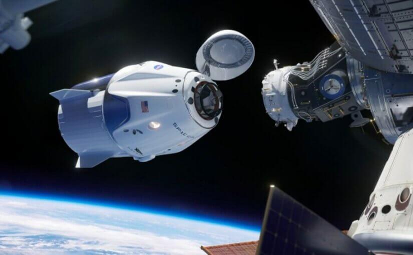 После отстыковки Crew Dragon на МКС стал исчезать ранее появившийся запах спирта
