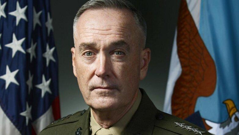 Председатель Комитета начальников штабов Вооруженных сил США Джозеф Данфорд