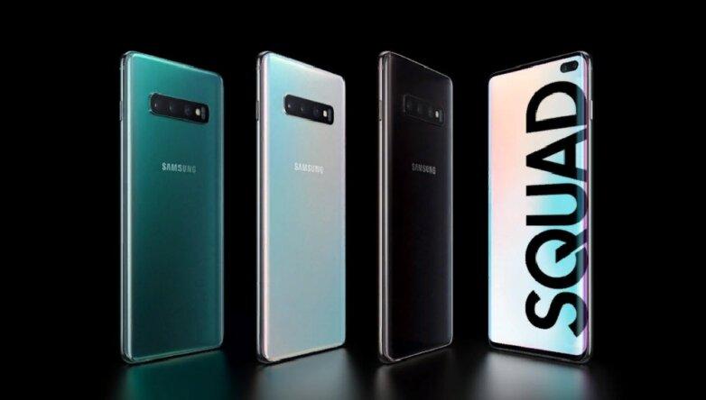 Galaxy S10, телефон, смартфон