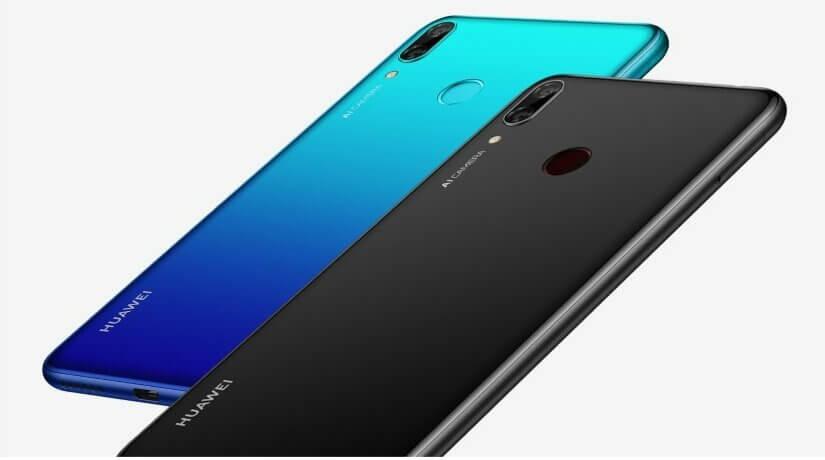Huawei озвучила цены на свои новые «бюджетные» смартфоны Y6 и Y7