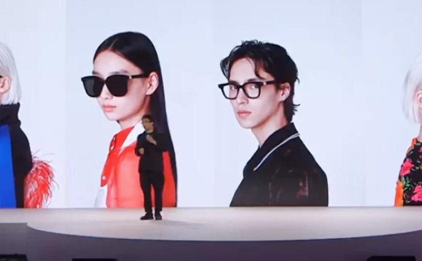 Появилась первая реклама будущих умных очков от Huawei и Gentle Monster