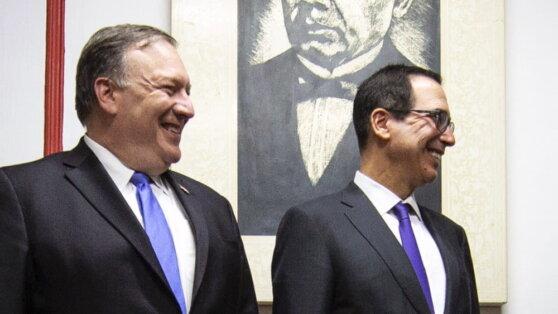 США готовятся ввести новые санкции против России