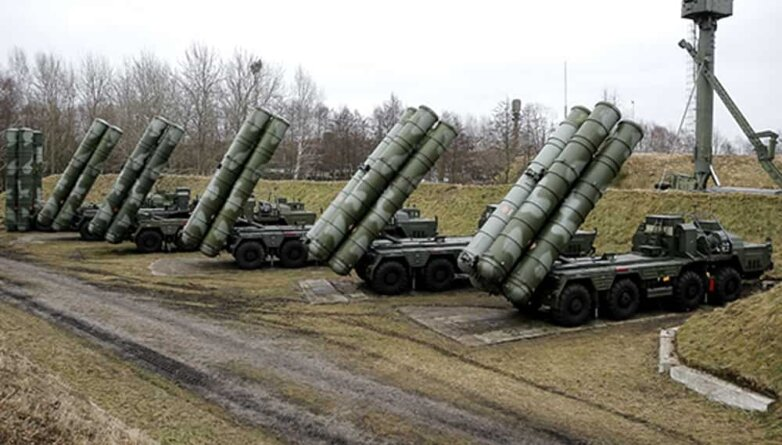ЗРС С-400 «Триумф», армия РФ